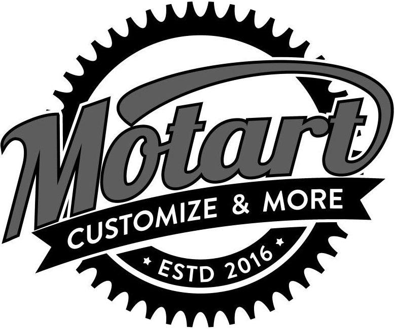 Motart CUSTOMIZE & MORE ESTD 2016