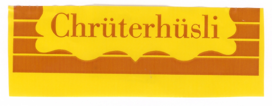 Chrüterhüsli