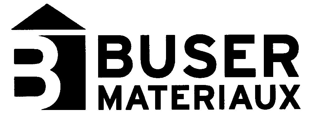 B BUSER MATERIAUX