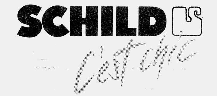 SCHILD S C'est chic