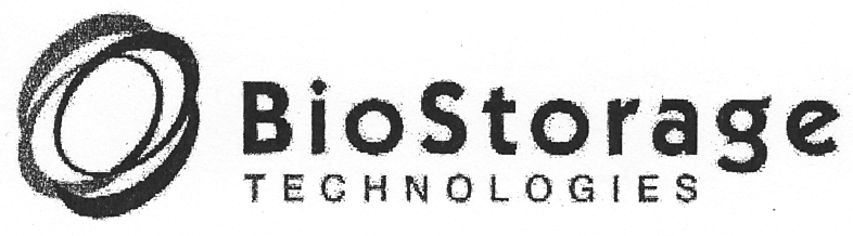 BioStorage TECHNOLOGIES  von BioStorage Technologies, Inc.