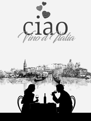 ciao Vino d'Italia  von Bataillard & Cie AG