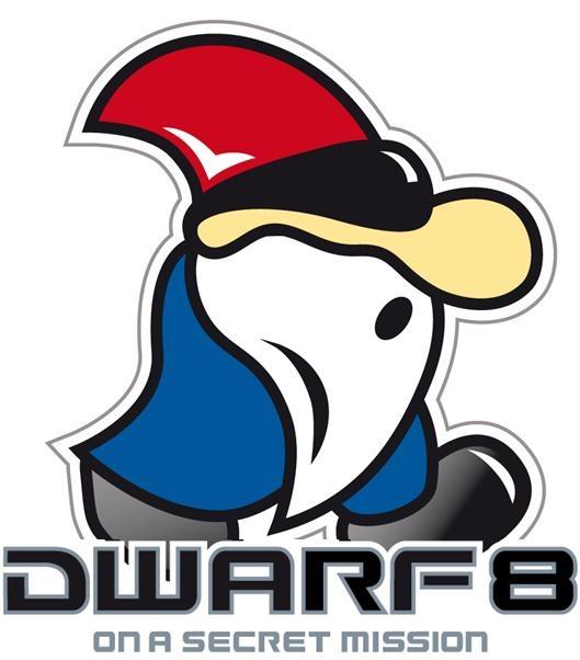 DWARF8 ON A SECRET MISSION