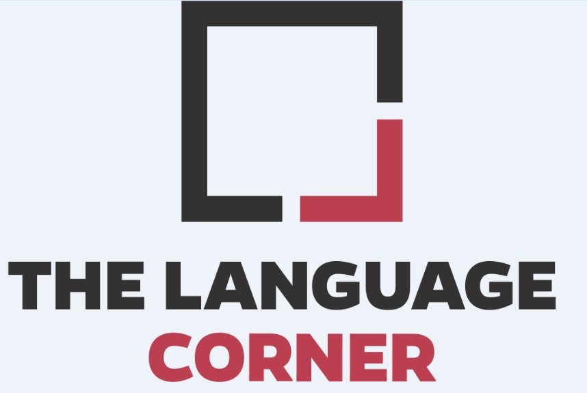 THE LANGUAGE CORNER