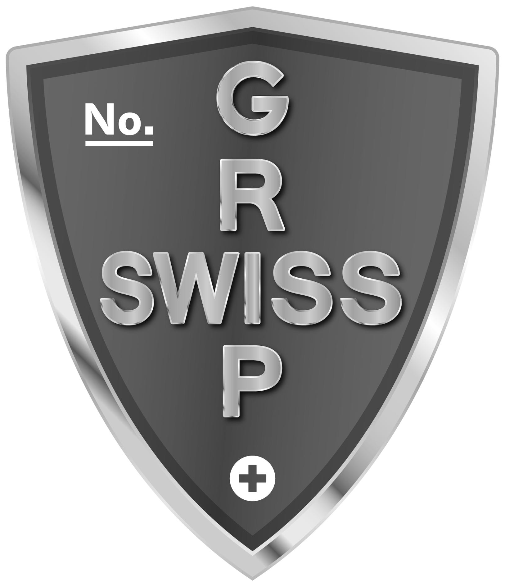 GRIP SWISS No. (fig.))