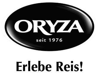 ORYZA seit 1976 Erlebe Reis!