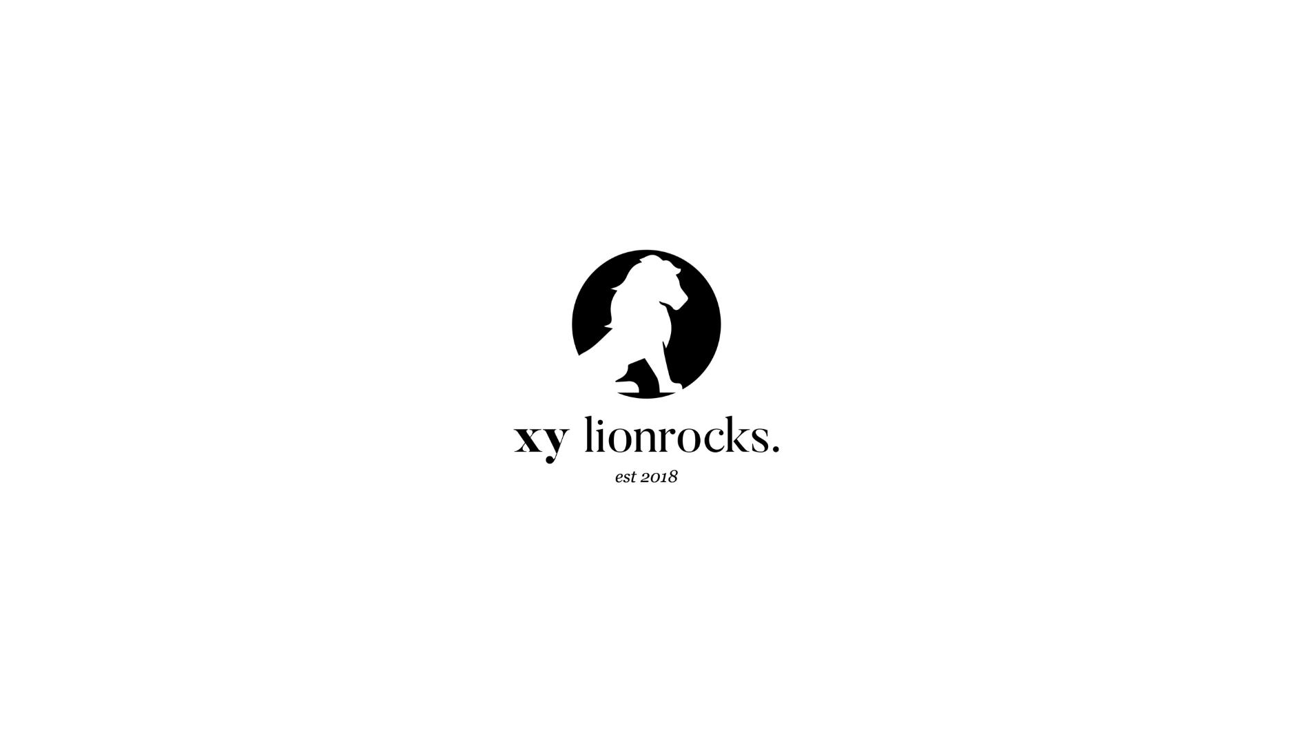 xy lionrocks. est 2018