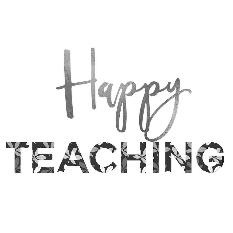 Happy TEACHING