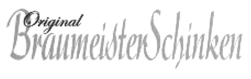 Original Braumeister Schinken