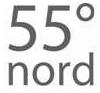 55° nord