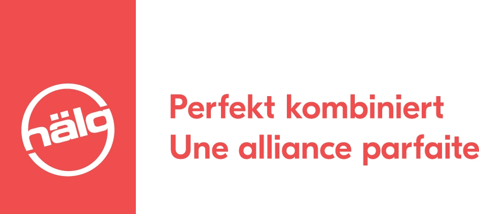hälg Perfekt kombiniert Une alliance parfaite