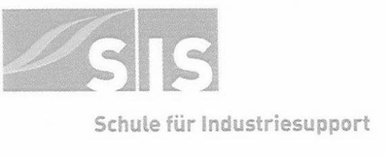 SIS Schule für Industriesupport  von Schweizerische Textilfachschule