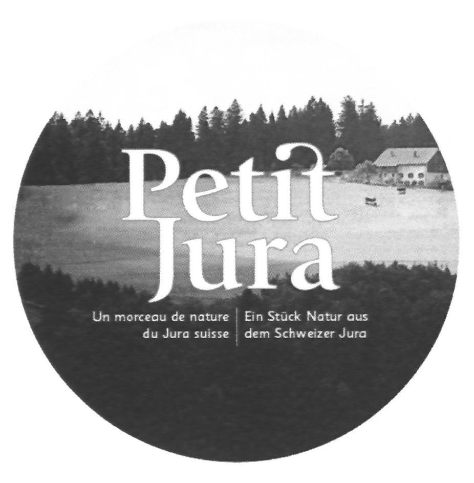 Petit Jura Un morceau de nature du Jura suisse Ein Stück Natur aus dem Schweizer Jura