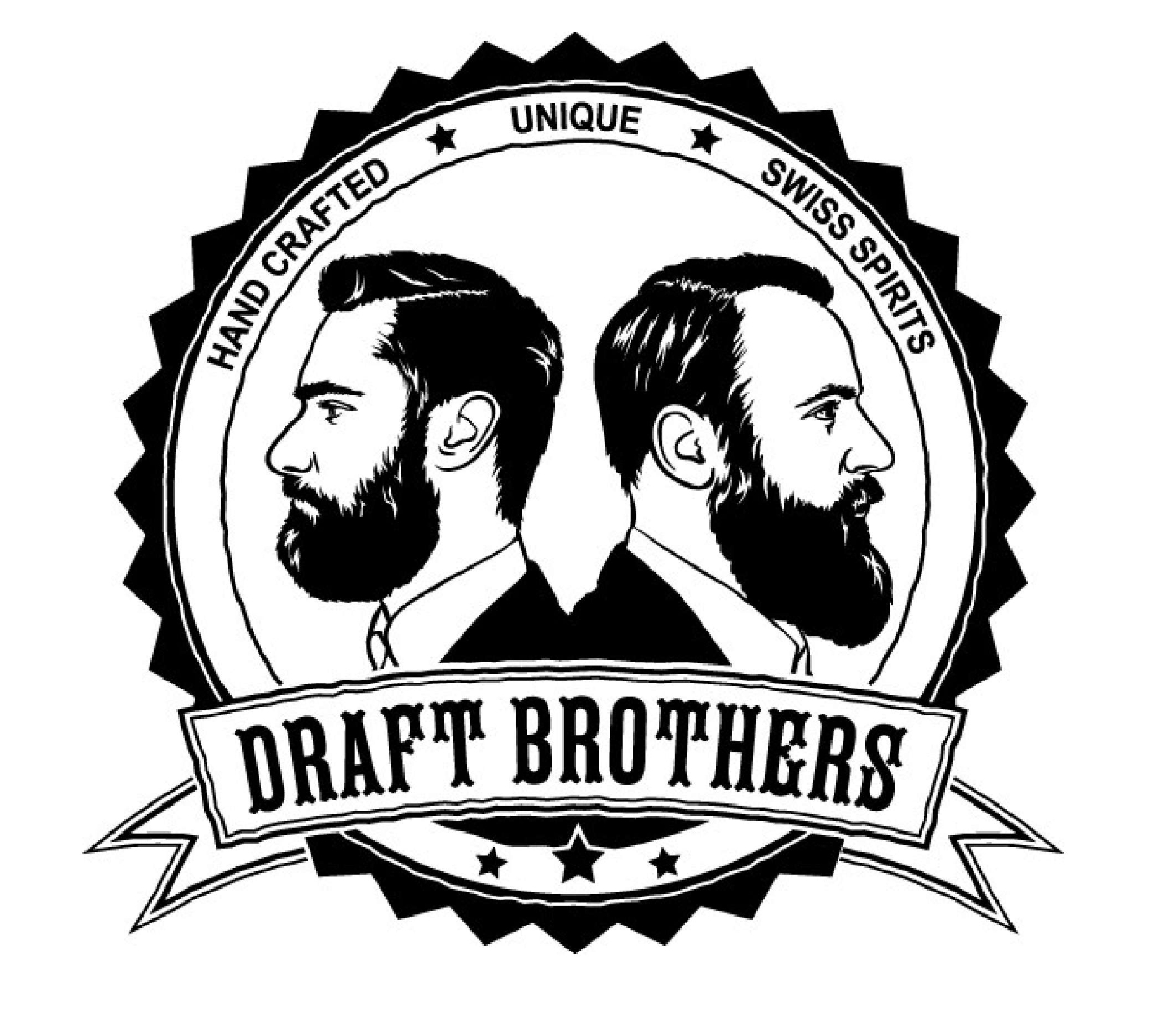 HAND CRAFTED UNIQUE SWISS SPIRITS DRAFT BROTHERS