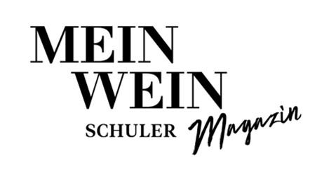 MEIN WEIN Magazin SCHULER
