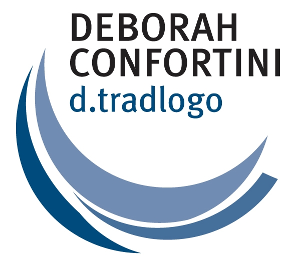 DEBORAH CONFORTINI d.tradlogo
