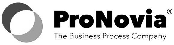 ProNovia The Business Process Company